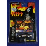 Kiss - Peter At Work In His Office - Johnny Lightning # 14 - 1997 - Lacrado