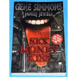 Gene Simmons - Sex Money Kiss - Livro - USA - 2006