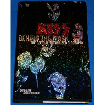 Kiss - Behind The Mask - Livro - USA - 2003