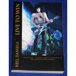 Kiss - Paul Stanley - Live To Win - Livro - 2015