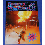 Kiss - Europe´76 Revisted - Photo Book
