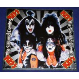 Kiss - The Second Coming - Tourbook - 1998 - USA