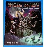 Kiss - Spooky Empires Ultimate Horror Weekend - Revista - USA - 2013
