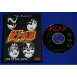 Kiss - Rock And Roll Legends - DVD 1990