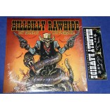 Hillbilly Rawhide - My Name Is Rattlesnake - Lp + Adesivo - 2018 - Lacrado