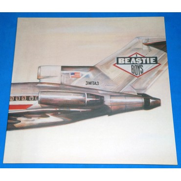 Beastie Boys - Licensed To Ill - Lp - 2016 - UK - Lacrado