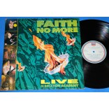 Faith No More - Live At The Brixton Academy - Lp - 1991