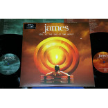 James - Girl At The End Of The World  2 Lps 2016 UK