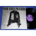 "Manic Street Preachers - You Love Us 12"" Lp UK 1992 Guns N Roses"