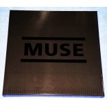 Muse - The 2nd Law - BOX 2 Lp's + Cd + Dvd - 2012 - EU - Lacrado