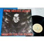 New Model Army - No Rest For The Wicked - Lp - 1985