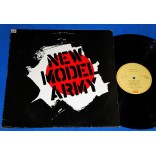 New Model Army - White Coats - Lp - 1988