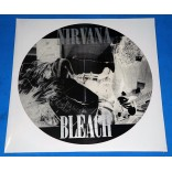 Nirvana ‎- Bleach - Picture Disc Lp - UK
