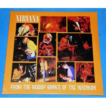 Nirvana - From The Muddy Banks Of The Wishkah - 2 Lp's - USA - Lacrado