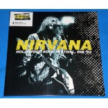 Nirvana - Hollywood Rock Festival, Rio '93 - Lp Duplo - 2016 - Lacrado