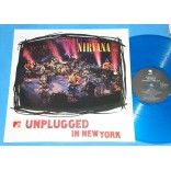 Nirvana - MTV Unplugged In New York - Lp Lacrado - 1994 - UK