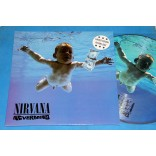Nirvana ‎- Nevermind - Picture Disc - EU - 1991 - Lacrado