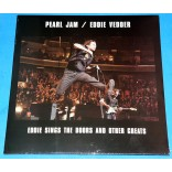 Pearl Jam - Eddie Sings The Doors And Other - Lp - 2016 - Lacrado