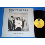 Pretenders - Extended Play - Lp - 1981 - USA