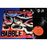 That Petrol Emotion - Babble - Lp Promocional - 1987 - USA