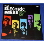Electric Mess ‎- Falling Off The Face Of The Earth - Lp Portugal 2012