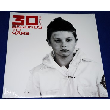 30 Seconds To Mars - 1º - 2 Lp's - 2016 - USA - Lacrado