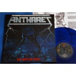 Anthares - No limite da força - Lp - 2014 - Brasil - Metal Maximus - Mutilation