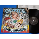 Executer - Rotten Authorities - Lp - 1991 - Heavy Metal Maniac