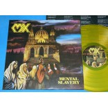 MX - Mental Slavery - Lp Amarelo - 2016