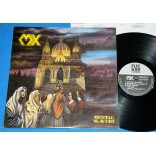 MX - Mental slavery - Lp - 1989 - Brasil - Fucker