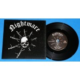 "Nightmare ‎- Old Metal For True Metalheads - 7"" Single - 2014 - Mutilation"