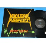 "Nuclear Assault - Brain Death - 12"" Ep - 1986 - Brasil"