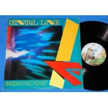 Central Line - Breaking Point - Lp - 1981 - Brasil