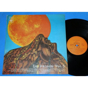 Da Pesada Vol.3 - Lp - 1975