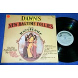Dawn & Tony Orlando - Dawn's New Ragtime Follies - Lp - 1973 - USA