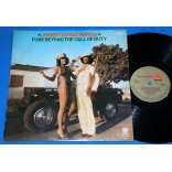 Johnny Guitar Watson - Funk Beyond The Call Of Duty - Lp - 1978