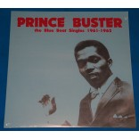 Prince Buster - The blue beat singles 61/62 - Lp 2015 - UK - Lacrado