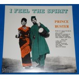 Prince Buster - I Feel The Spirit - Lp 2014 - UK - Lacrado