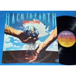 Rare Earth - Back To Earth - Lp - 1975