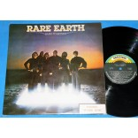 Rare Earth - Band Together - Lp - 1978 - Brasil