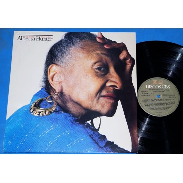 Alberta Hunter ‎- Look For The Silver Lining - Lp - 1983 - Brasil