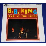 B.B. King ‎- Live At The Regal - Lp - 2011 UK - Lacrado