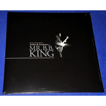 B.B. King ‎- Ladies & Gentlemen... - 2 Lp's 180gr. - 2015 - Alemanha - Lacrado