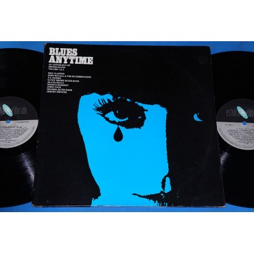 Blues Anytime - An Anthology Of British Blues Vol.1 & 2 - Lp Duplo - 1989