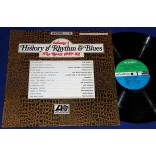 History Of Rhythm & Blues - Vol 1 The Roots (1947-52) - Lp - 1968 - USA