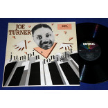 Big Joe Turner ‎- Jumpin' Tonight - Lp França 1985