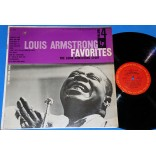 Louis Armstrong - Favorites Vol.4 - Lp - USA - Mono