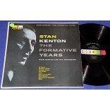 Stan Kenton - The Formative Years - Lp - 1967 - USA