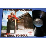 Stevie Ray Vaughan - Soul To Soul - Lp - 1985