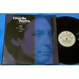 The Charlie Watts Orchestra ‎- Live At Fulham Town Hall - Lp - 1986 - Brasil